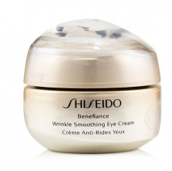 Kem dưỡng mắt Shiseido Benefiance Wrinkle Smoothing Eye Cream