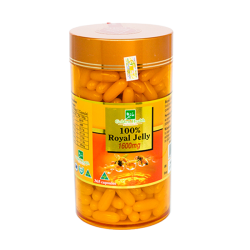 Sữa ong chúa Golden Health Royal Jelly 1600mg