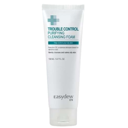Sữa rửa mặt dạng bọt EasydewEX Trouble Control Purifying Cleansing Foam