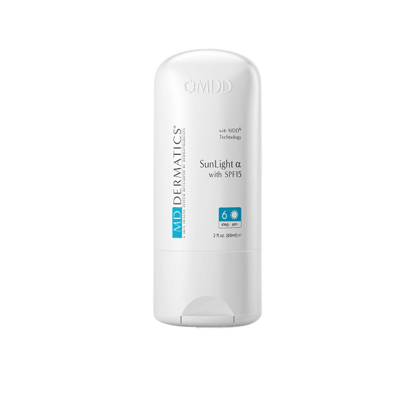 Sữa chống nắng MD Dermatics SunLight α With SPF15 Essence